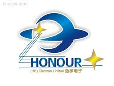 Honour(HK)ElectronLimited标志LOGO设计欣赏