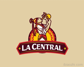 LaCentral标志LOGO