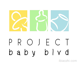 PROJECT baby blvdLOGO