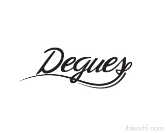 Degues字体设计