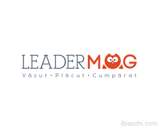 LeaderMAG字体设计