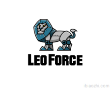 LEOFORCE�酥�LOGO
