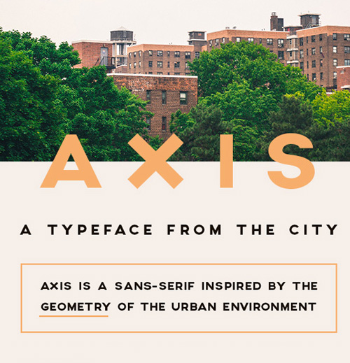 AXIS Free Font