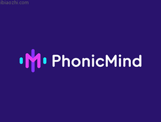 PhonicMind标志LOGO