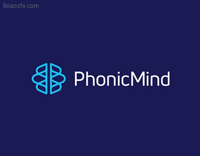 新版PhonicMind标志LOGO