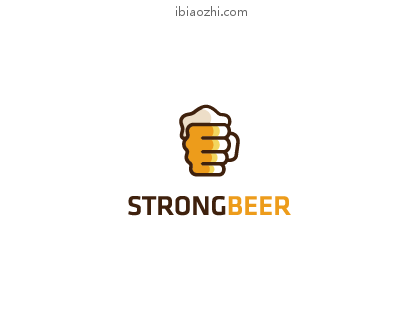 StrongBeer标识