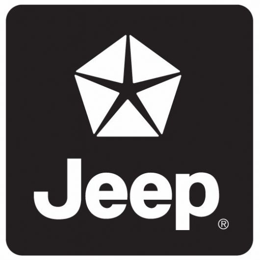 jeep chrysler logo高清图片