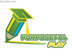 purposeful标志LOGO