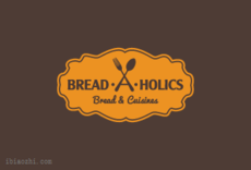 Bread Holics餐厅标志LOGO