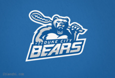 DUKE CITY BEARS�酥�LOGO