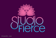 Studio Fierce标志LOGO