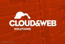 Cloud & web solutions标志LOGO设计欣赏