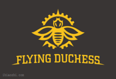 FLYING DUCHESS标志LOGO