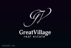 Great Village标志LOGO