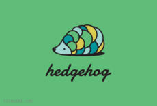 Hedgehog标志LOGO