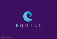 eQuill标志LOGO