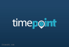 Timepoint字体LOGO