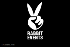 RABBITEVENTS标志LOGO