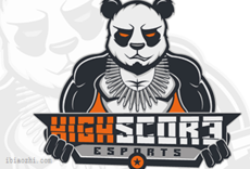 Highscoremascot标志LOGO