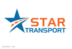 StarTransport标识标志LOGO