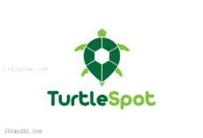 TurtleSpot标志LOGO