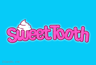 SweetTooth字体LOGO